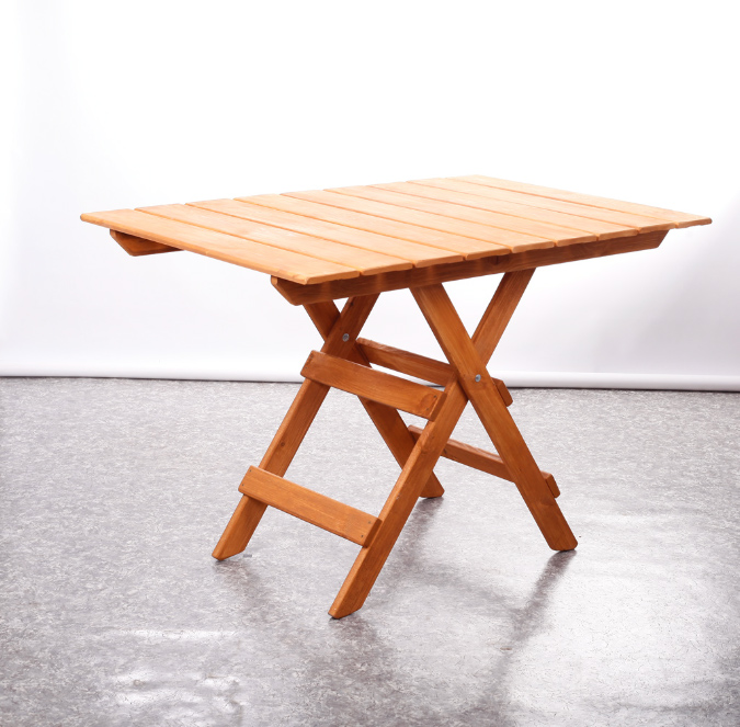 Откидной стол для дачи